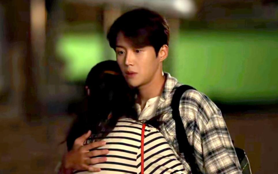 【海岸村恰恰恰】金宣虎&申敏儿|用伯贤的OST打开洪班长和尹惠珍的绝美爱情