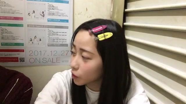 石塚 朱莉(NMB48 チームBⅡ) (2018年01月06日13時34分08秒) SHOWROOM