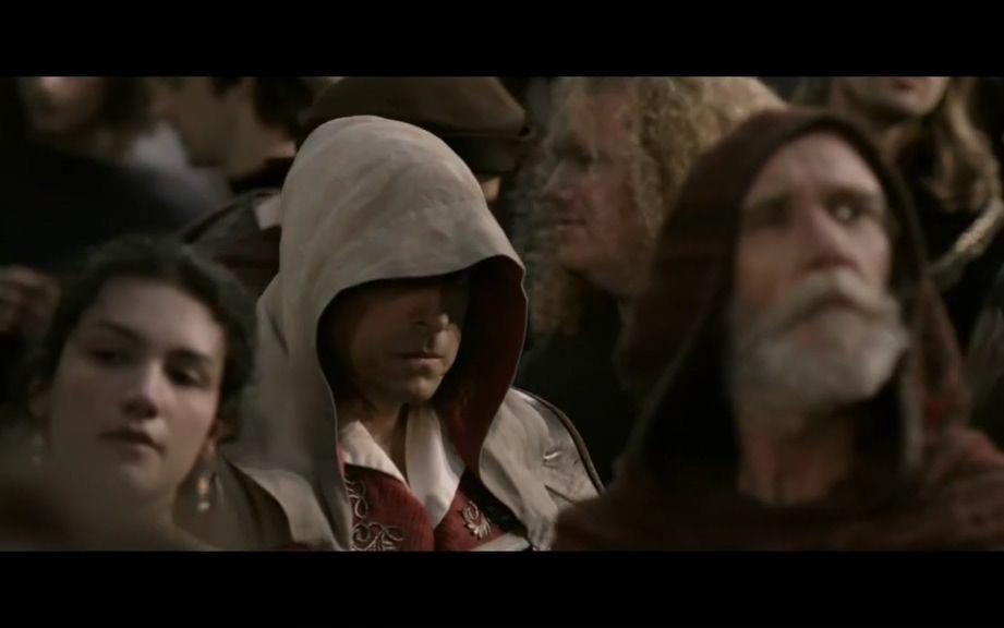 【阿斗】速看动作大片《刺客信条:血系》我是艾吉奥的爹地