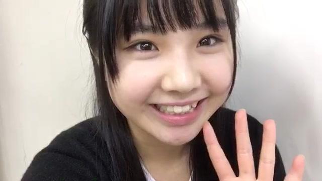 北川 愛乃(SKE48 チームS) (2018年01月07日21時44分07秒) SHOWROOM