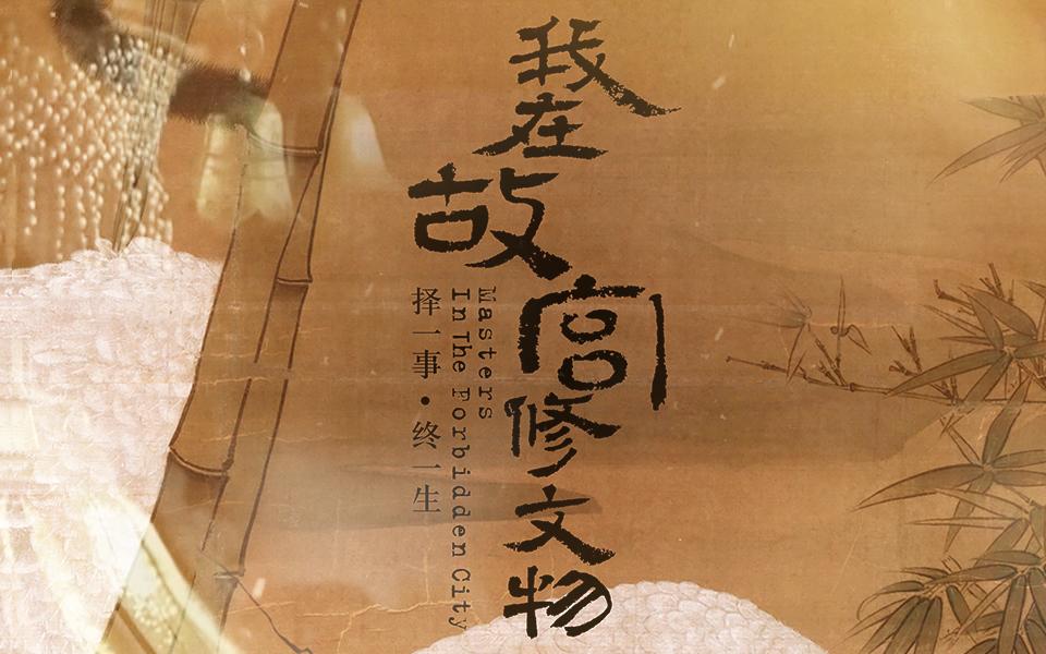 【纪录片】我在故宫修文物大电影【2016】