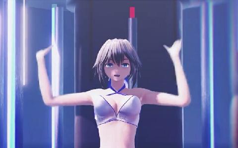 【高画质】弱音小姐姐抖胸热舞 要不要吃口大丸子?【Ray-1.5】