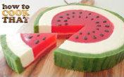 【甜品#HTCT】制作夏季西瓜甜品