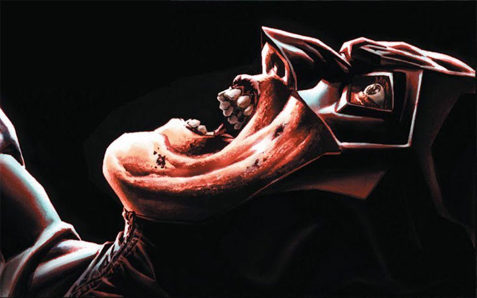DC宝藏佳作,小丑活埋蝙蝠侠,至今未被影视化
