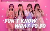 【PASSWORD街舞社】美到不知所措!BLACKPINK DON'T KNOW WHAT TO DO翻跳