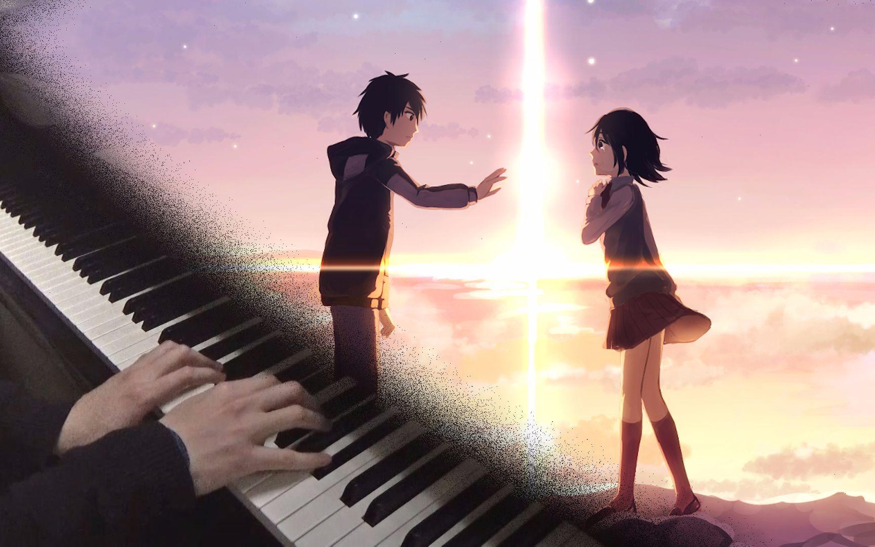 [钢琴没什么大不了你的名字ost图片