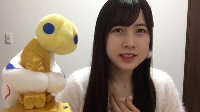 永野 芹佳(AKB48 チーム8) (2018年01月10日21時20分57秒) SHOWROOM