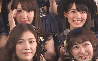 【AKB48】惊!!!小嶋陽菜好感度暴涨公演初日~中字全场【老当益壮字幕組】