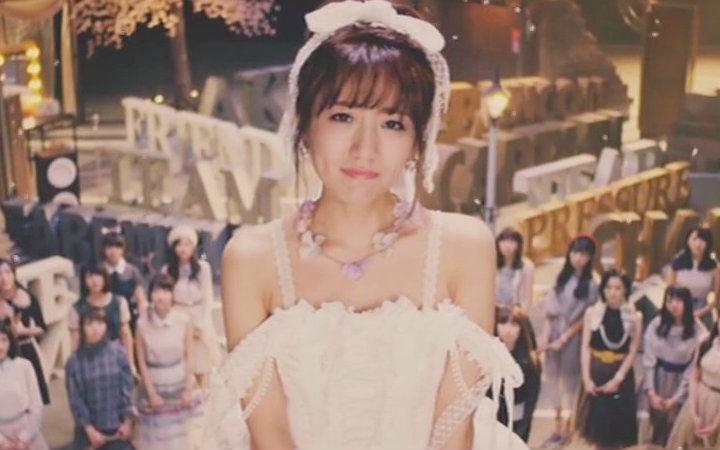 【MV】AKB48 42nd cw 「背影独白」高桥南毕业曲