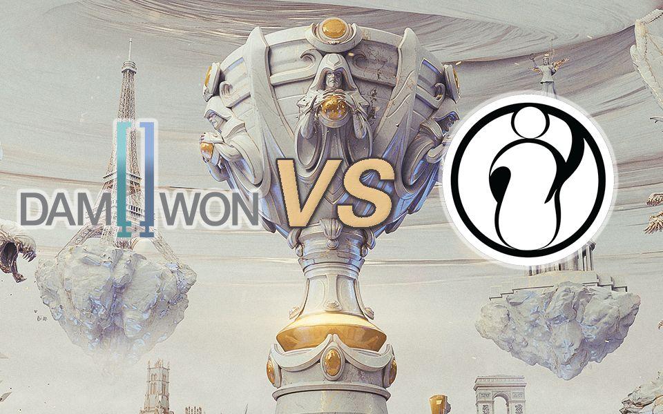[2019全球总决赛]10月20日小组赛 DWG vs IG