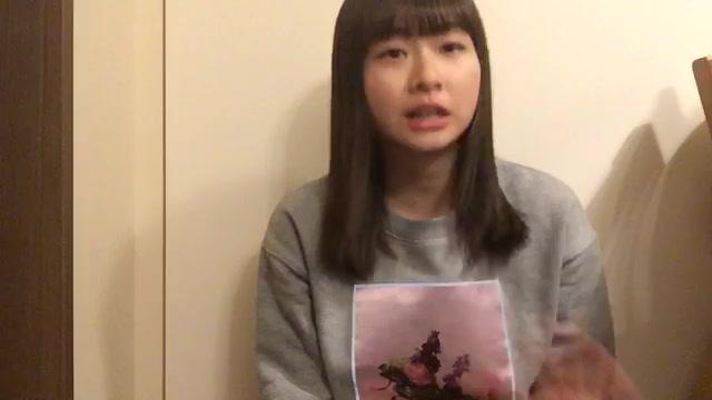 松岡 はな(HKT48 チームTⅡ) (2018年01月05日18時34分12秒) SHOWROOM