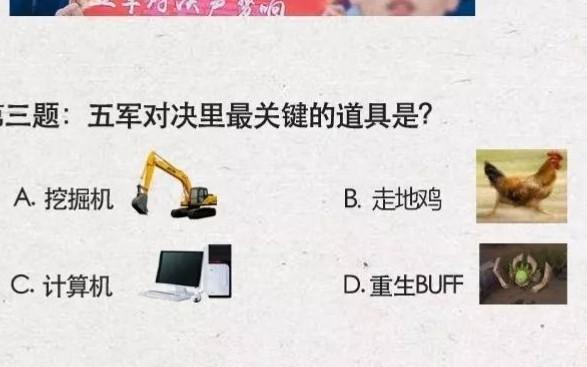 电竞学院的考试题,你会答几道?