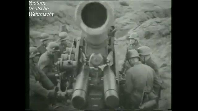 88mm高射炮射击的原声
