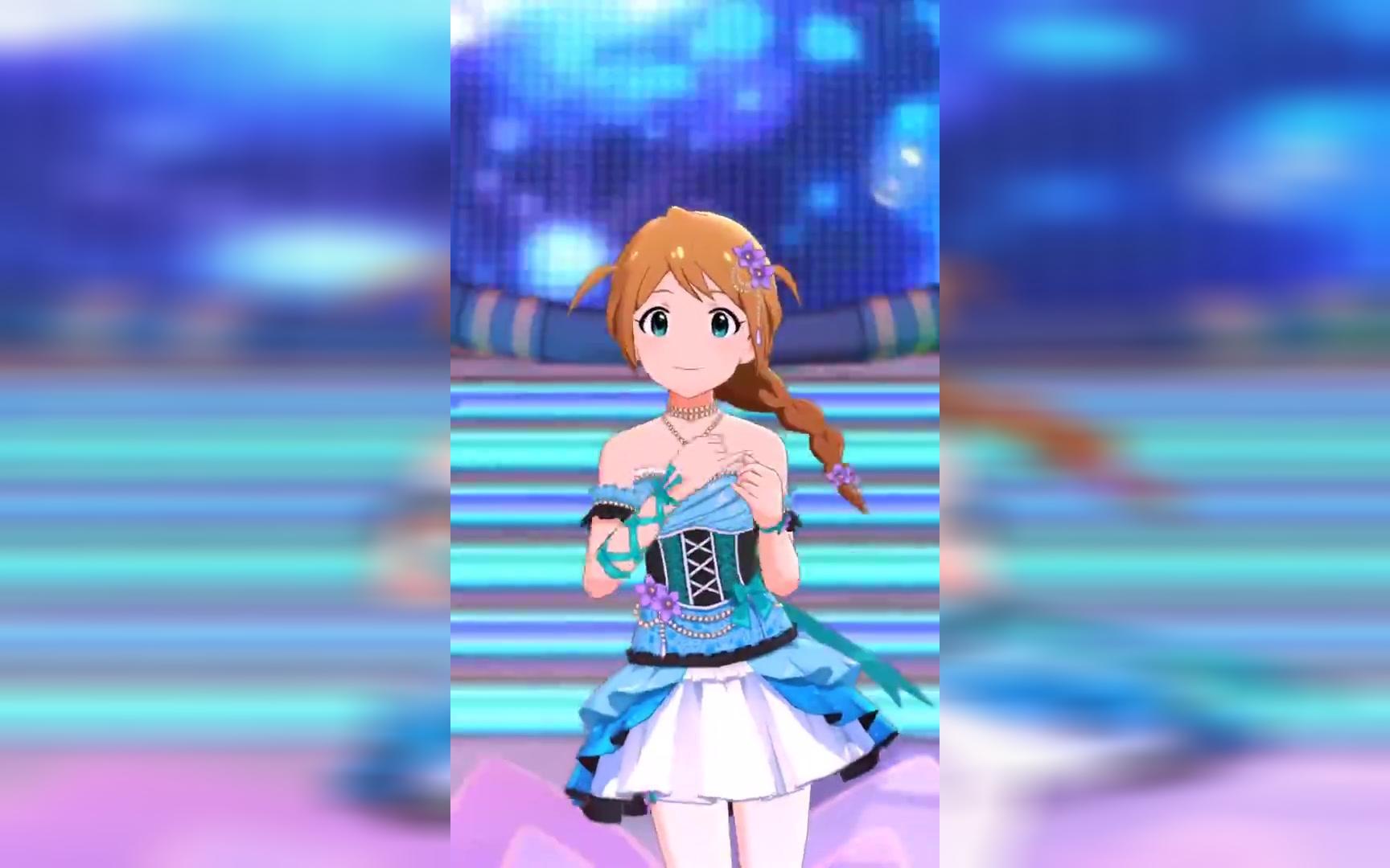 [ミリシタ] dear... 馬場このみ ソロ 竖屏MV (SSR异色)