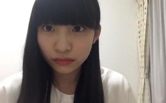 石黒 友月(SKE48 研究生) (2018年01月17日19時00分13秒) SHOWROOM