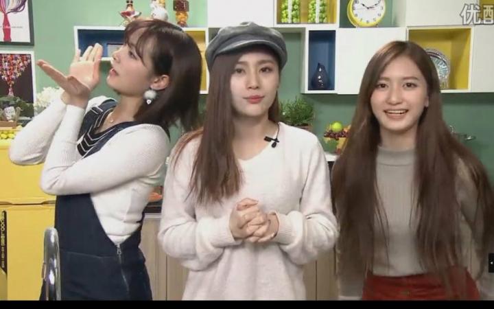 【snh48】【国民美少女】 1月16秘密花园 s队场