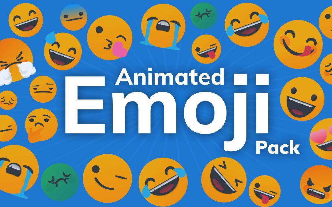 【神剪手动画】Emoji特效表情,圆滚滚超可爱哭狗斤成子表情包两百图片