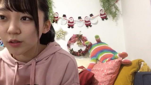 土路生 優里(STU48) (2018年01月15日22時49分05秒) SHOWROOM