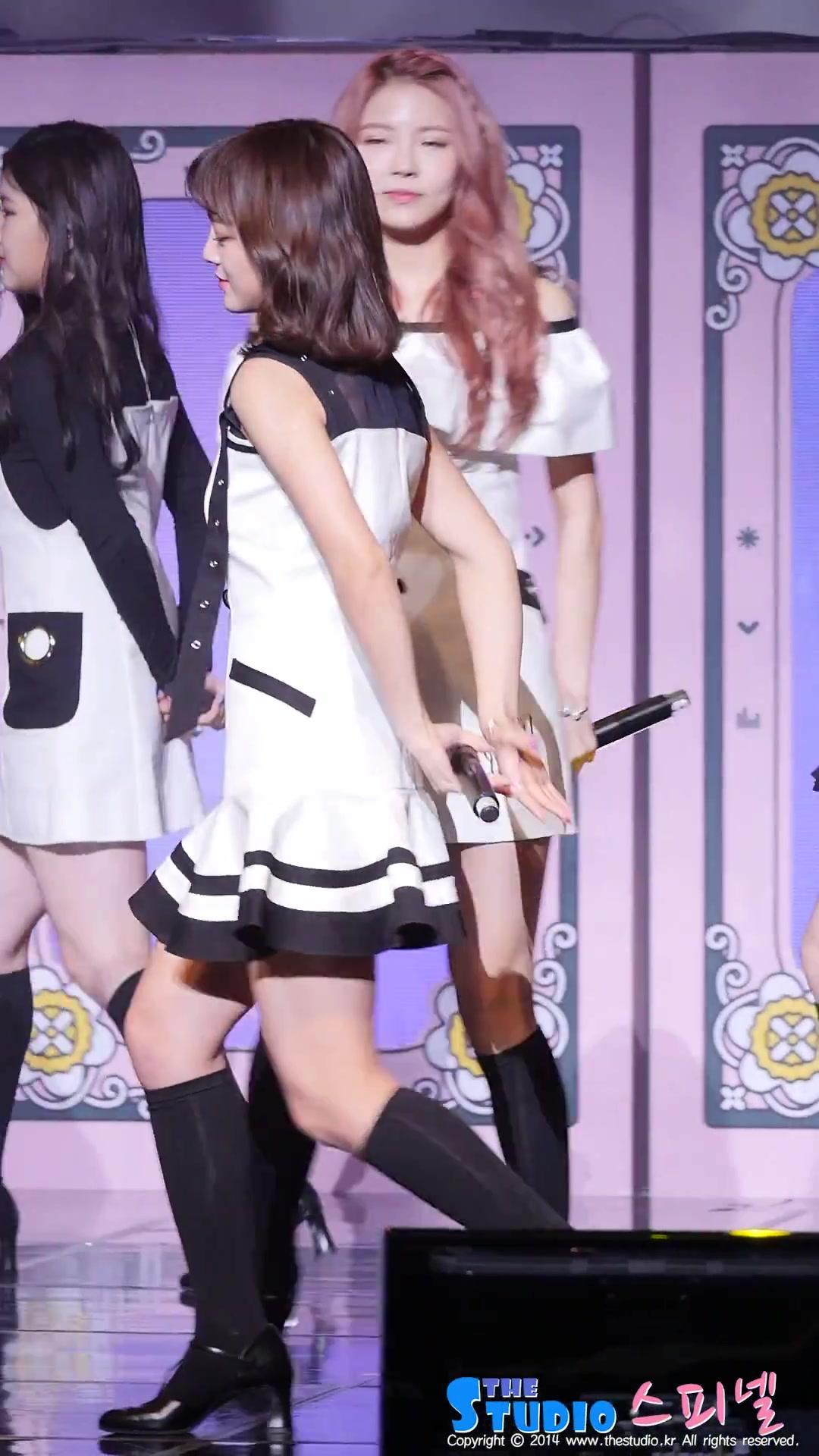170228 gugudan sejeong fancam - one step closer