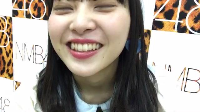 堀 詩音(NMB48 チームN) (2018年01月15日17時57分47秒) SHOWROOM