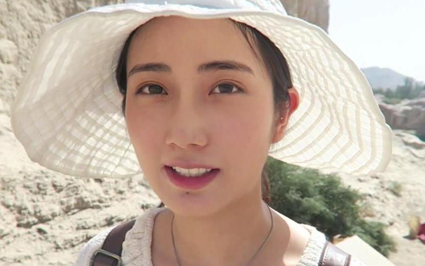 香港美女带你游新疆(下篇),颜值超高有木有!