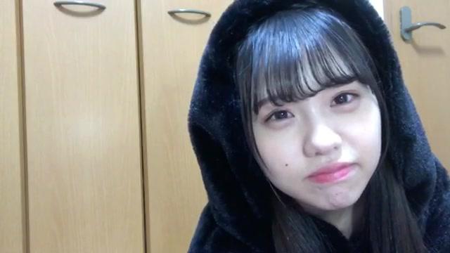 佐藤 佳穂(SKE48 チームE) (2018年01月04日23時28分16秒) SHOWROOM