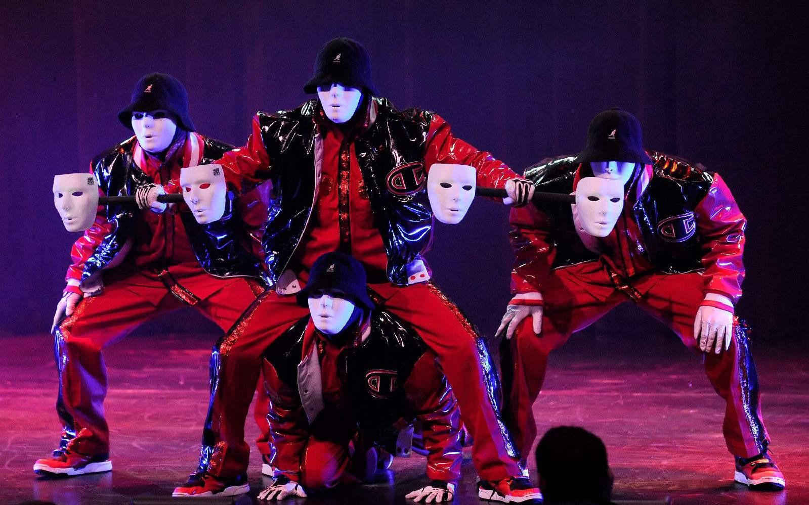 舞团鼓点对手女生合集性感图片假面重摇慢图片