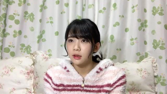 奈良 未遥(NGT48 研究生) (2018年01月08日22時31分44秒) SHOWROOM