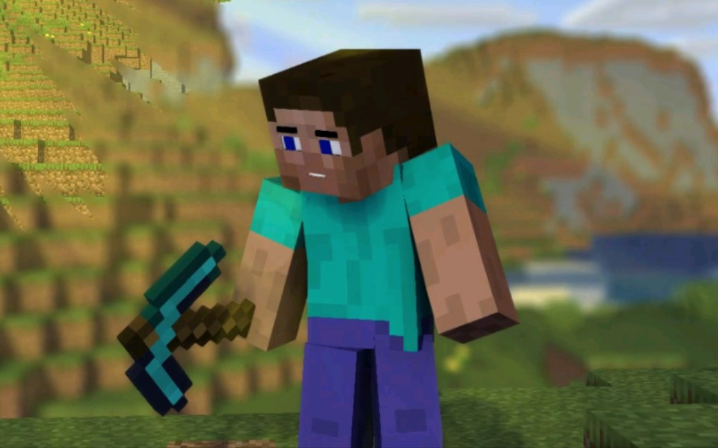Minecraft原创动画:《镐子引发的惨案》第一集预告