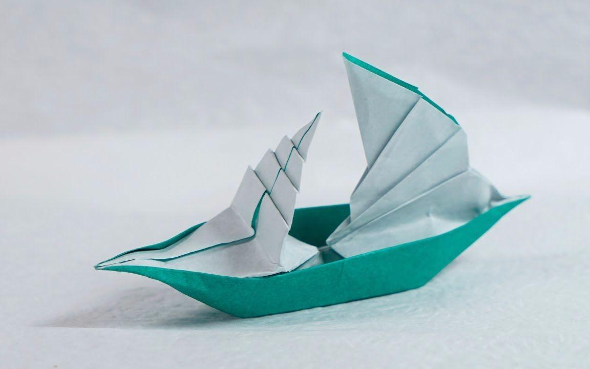 纸船_折纸船大全 图解