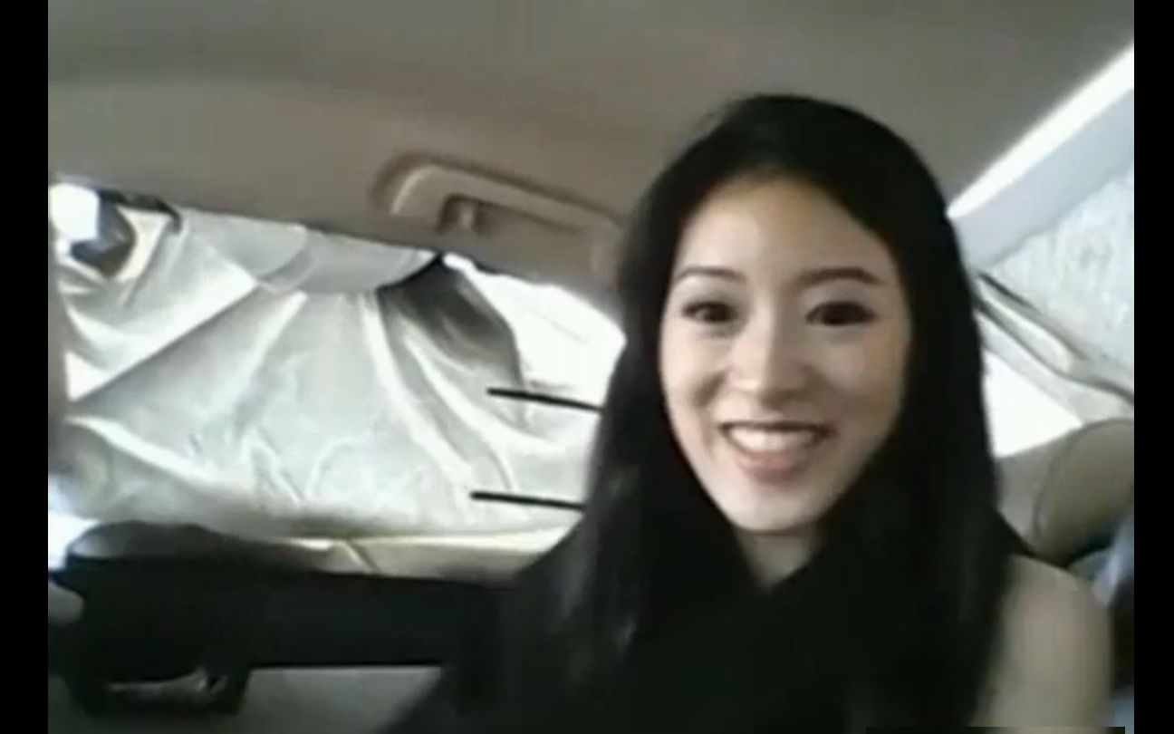 眼镜哥的华裔女神Asia Fox 最新车上视频_哔哩哔哩 (゜-゜)つロ 干杯~-bilibili
