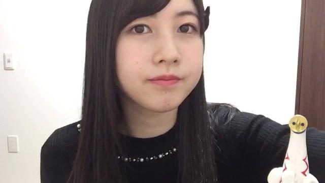 永野 芹佳(AKB48 チーム8) (2018年01月01日21時20分58秒) SHOWROOM