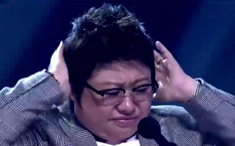 """网红""""假唱""""参加选秀,韩红大喊:哪有歌手天天还音的,赶紧滚!"""
