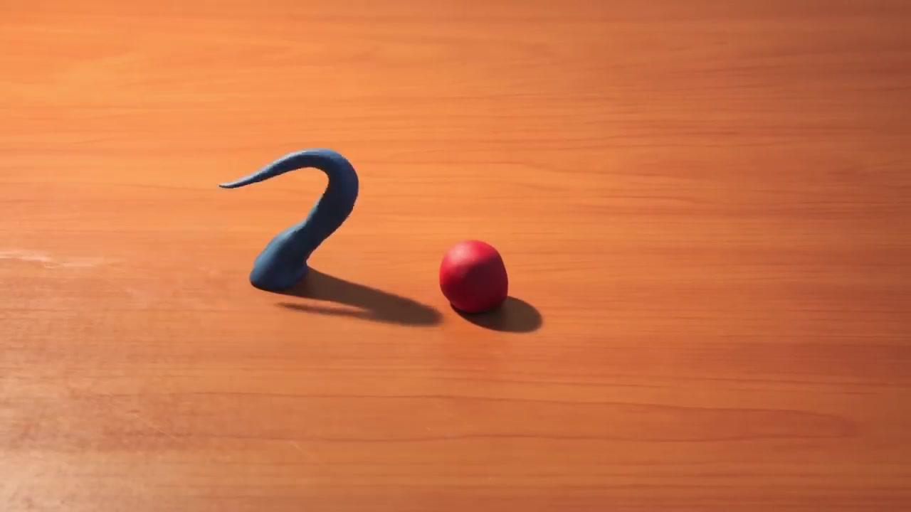 【强迫症福利】动画短片《互不相容》