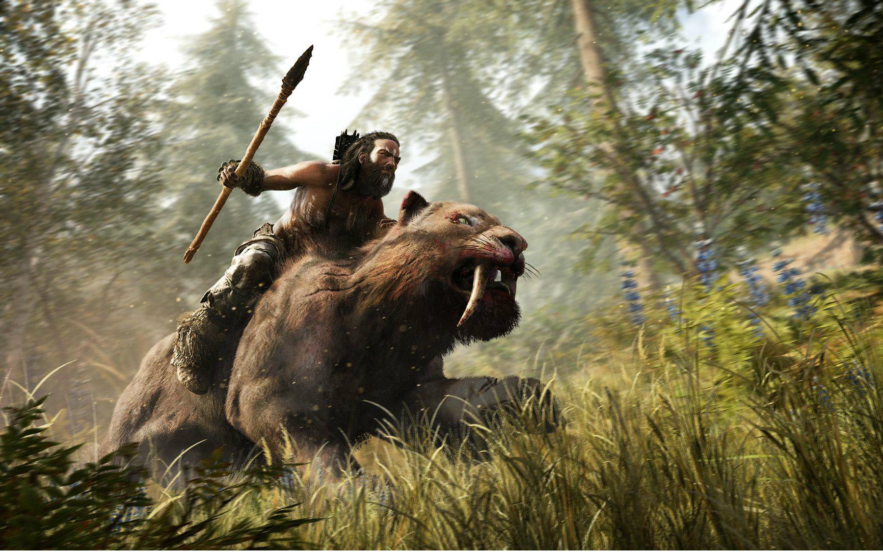 荒野求生:原始时代如何猎杀动物