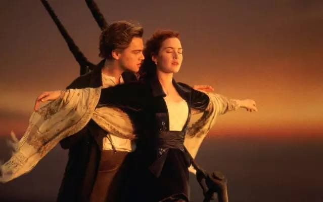 求泰坦尼克号电影97完整版 英文原声中文字幕