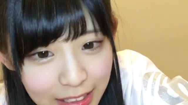 岡田 美紅(SKE48 研究生) (2018年01月15日19時13分30秒) SHOWROOM