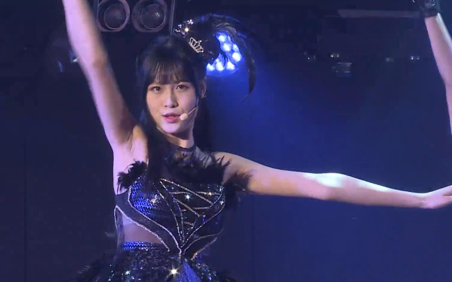 【GNZ48王秭歆】20170415 Team Z《专属派对》公演unit《黑天鹅》