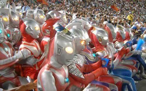 所有奥特曼握手会Ultraman