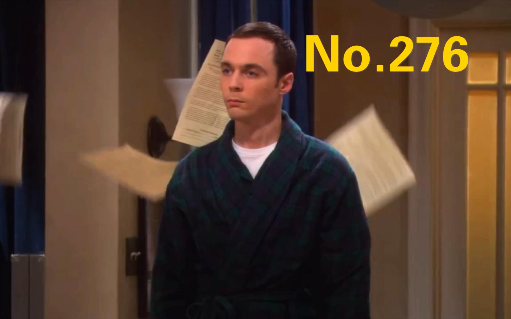 谢耳朵:你们离婚又复婚考虑过我的感受吗?!!(276)