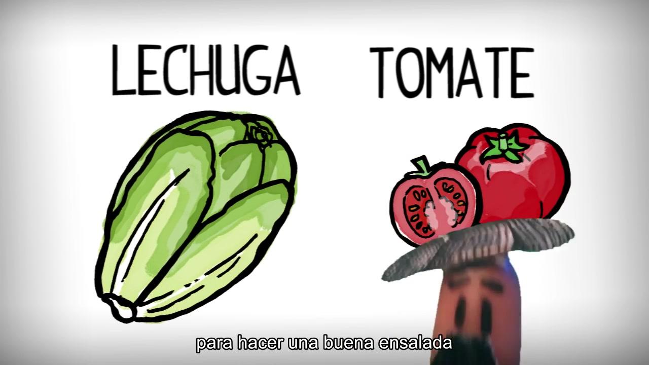 33. Cancion de los números en Español