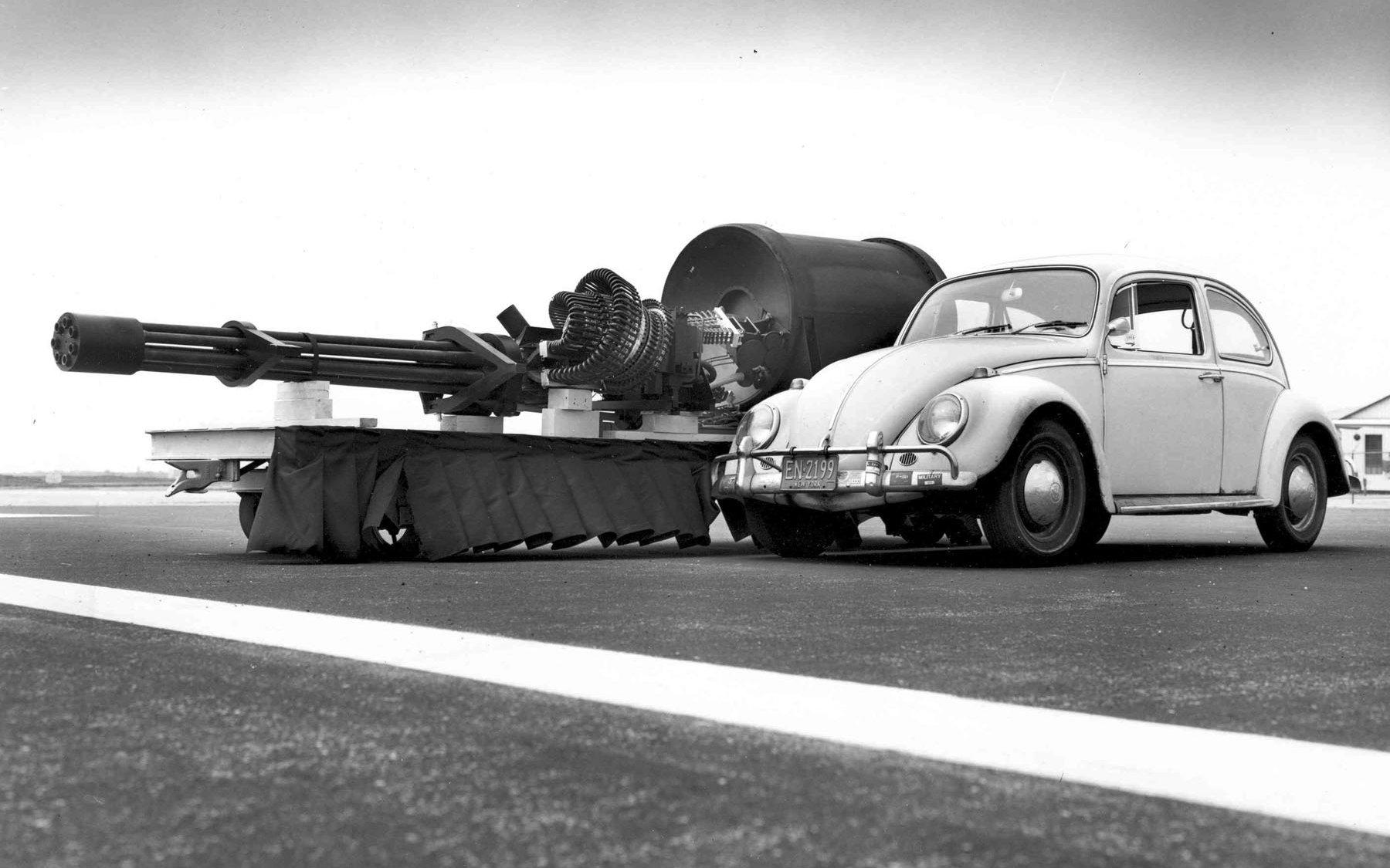 [4p]美国通用电气公司加特林原理机炮系列