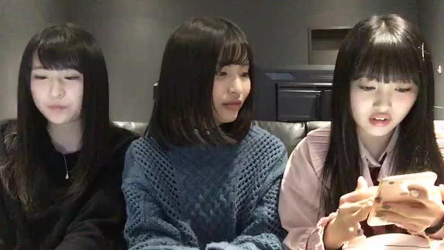 向井地 美音(AKB48 チームK) (2018年01月09日18時35分13秒) SHOWROOM