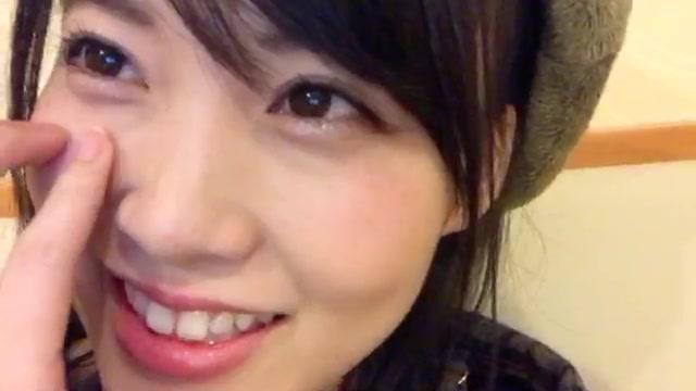 岡部 麟(AKB48 チーム8) (2018年01月09日22時32分07秒) SHOWROOM