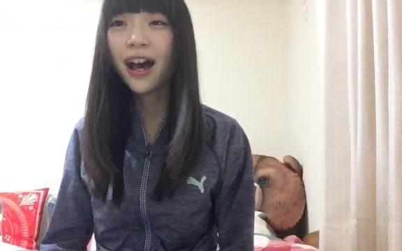 荻野 由佳(NGT48 チームNlll) (2018年01月17日23時02分56秒) SHOWROOM