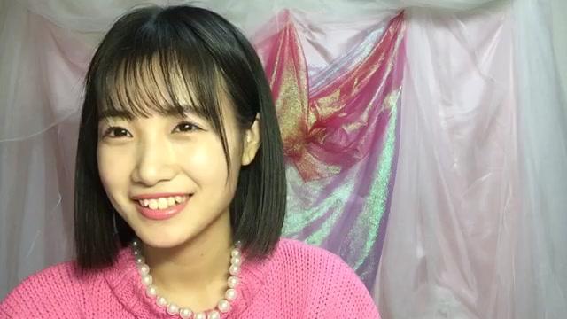 朝長 美桜(HKT48 チームKⅣ) (2018年01月01日23時32分48秒) SHOWROOM