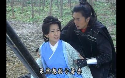 【苏有朋 杨门虎将】四郎因私放明姬被杨业处死,杨家人来营救