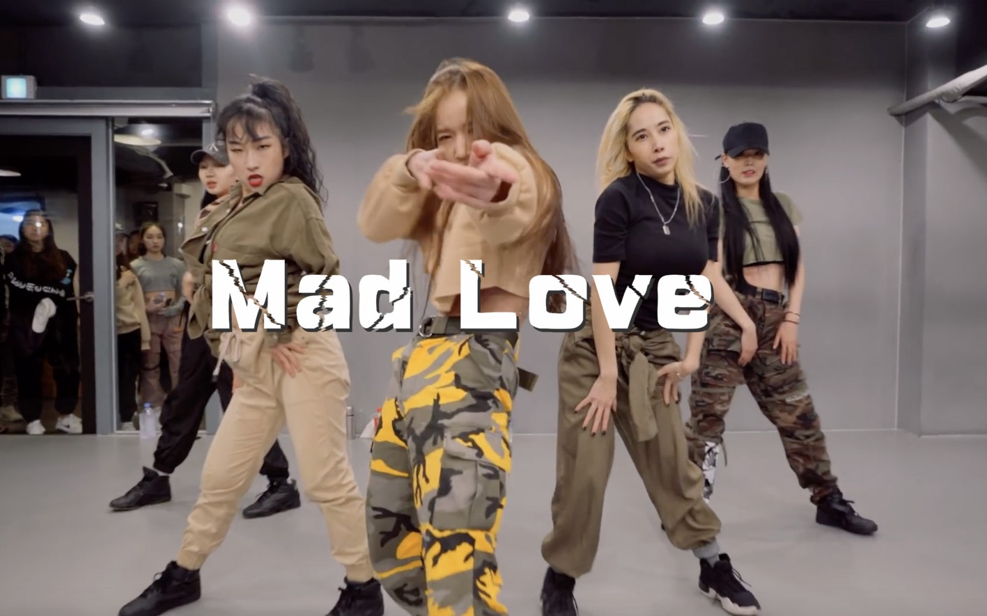 Mad Love - Sean Paul, David Guetta ft. Becky G ⁄ Yeji Kim编舞 【1M舞室】