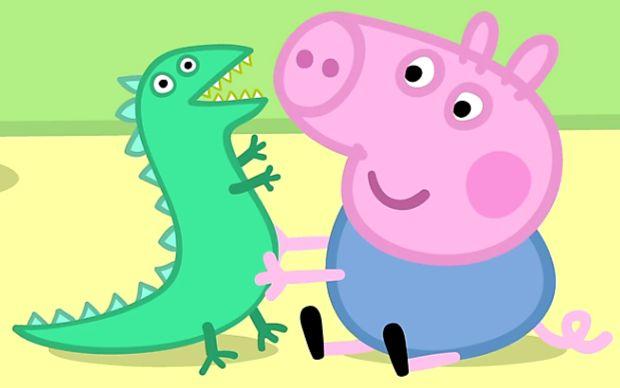 小猪佩奇 第一季第五集图片