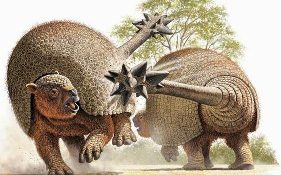 Carnivores_ Ice Age - Doedicurus (Part 5)_哔哩哔哩 (゜-゜)つロ 干杯